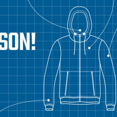 IDEAL HOODIE FOR EVERY SEASON!