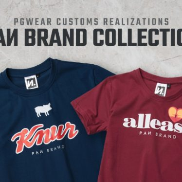 PGWEAR CUSTOMS REALIZATIONS – PAИ BRAND COLLECTION