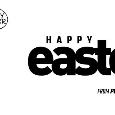 PGWEAR CUSTOMS TEAM WISHES YOU ALL THE BEST FOR EASTER!