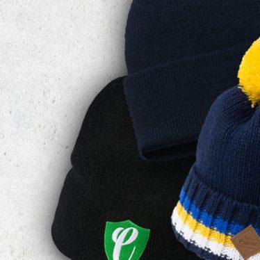 WINTER HATS BY PGWEAR CUSTOMS!