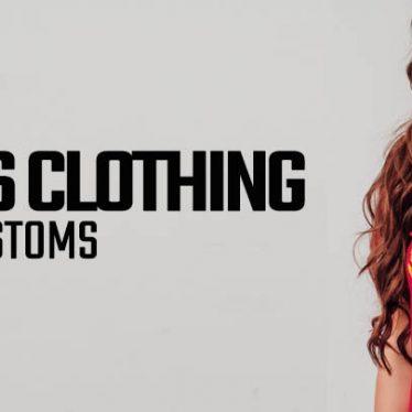 WOMEN'S CLOTHING BY PGWEAR CUSTOMS